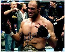 RANDY COUTURE Signed Autographed UFC MMA 8X10 PIC. I