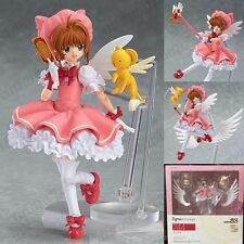 Anime Cardcaptor Sakura Figma 244 Kinomoto Sakura Action Figure New In Box