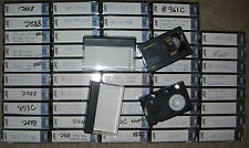 50 (FIFTY) JVC EHG T-30 Compact VHS Tapes