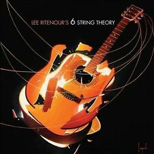 6 String Theory by Lee Ritenour (Jazz) (CD, Jun-2010, Concord)