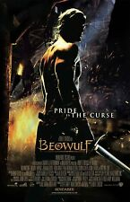 Beowulf movie poster (b) - 11 x 17 inches - Ray Winstone, Angelina Jolie