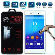 Genuine Gorilla Tempered Glass Screen Protector Sony Xperia M4 Aqua / Agua Dual