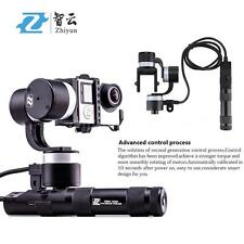 Z1-Rider2 3-Axis Camera Handheld Gimbal Gyroscope Stabilizer for GoPro Hero