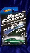 Hot Wheels 2014 Wal-Mart Exclusive Fast & Furious 5/8 '72 Ford Gran Torino Sport