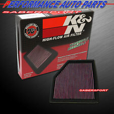 """IN STOCK"" K&N 33-2292 HI-FLOW PANEL AIR INTAKE FILTER BMW E60 E61 5-SERIES Z4 M"