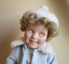 Haunted, possessed CREEPY doll with blank eyes stare