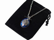 Vampire Diaries Salvatore Family Crest Ring Necklace Pendant STEFAN - FAST DISPA