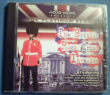 The British Rock Group Invasion The Troggs Herman's Hermits Spencer Davis Group