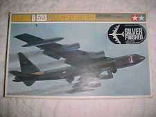 TAMIYA BOEING B-52D STRATOFORTRESS SILVER FINISHED