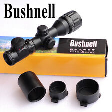Bushnell Banner 2-6x32 Red/Green/Blue Illuminated Reticle Sight Rifle Scope NIB