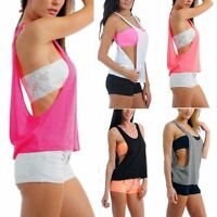 Urban Classics Damen Loose Tank Top Sommer Shirt Sport Fitness Bluse 5 Farben
