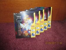 Disney CINDERELLA (Blu-ray+DVD)  Target Exclusive with 32 Page Storybook