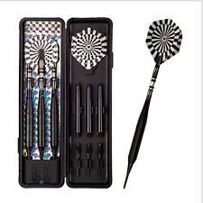 New Fashion Professional Tungsten Steel Tip Darts Set With Dart Flights&Case 22g