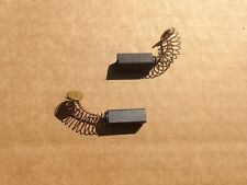 NEW UNIVERSAL 2 X CARBON BRUSHES 6MM x 6MM x 17MM TOOL PARTS