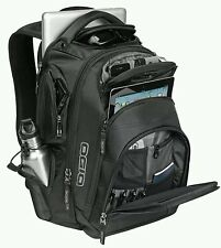 OGIO STRATAGEM  BACKPACK, LAPTOP TECH ORGANIZER ERGONOMIC DESIGN (Black)