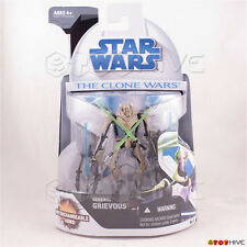 Star Wars The Clone Wars 2008 - General Grievous with interchangeable arms No. 6