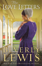 NEW Amish Contemporary Fiction Hardcover! The Love Letters - Beverly Lewis