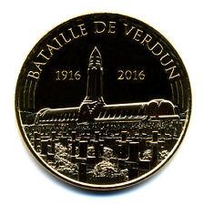 55 DOUAUMONT Ossuaire, 1916-2016, 2016, Monnaie de Paris