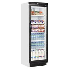 SINGLE GLASS DOOR SHOP DRINKS DISPLAY COOLER CHILLER FRIDGE BOTTLE CAN CHILLER