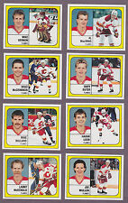 1988-89 Panini NHL Hockey Sticker Lanny McDonald #10 Calgary Flames