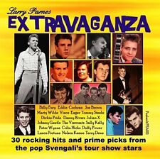 Larry Parnes Extravaganza CD