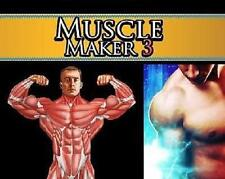 3 Muscle Bodybuilding Pills Build Strong Lean Muscle 6 Pack Abs Get Ripped Stack