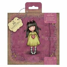 "Do-crafts 6 x 6"" Paper Pack (32pk) - Santoro Gorjuss  for cards/crafts"