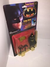 CRIME ATTACK BATMAN KENNER Action Figure 1990 Batman Dark Knight Collection NIP