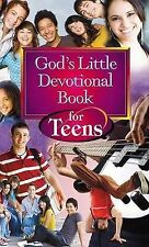 God's Little Devotional Book for Teens by Honor Books (Paperback, 2002)