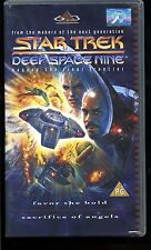 Star Trek -- Deep Space Nine-- 6.3 --VHS-Video-