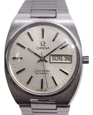 Vintage OMEGA Seamaster DAY/DATE Cal 1022 Steel Automatic Mens Watch