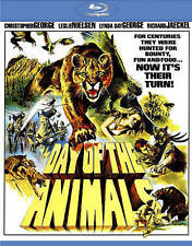 HORROR-DAY OF THE ANIMALS  Blu-Ray NEW