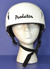 Predator Water Sport White Uno Kayak Helmet Adult One Size Canoeing Windsurfing