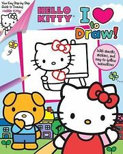 Hello Kitty: I Love to Draw!, Feldman, Thea