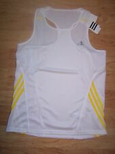 NWT ADIDAS ClimaLite Questar Running Tank Athletic Shirt Womens Size Large New