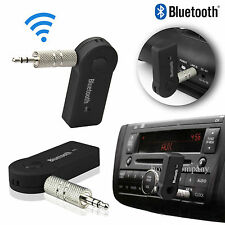 Bluetooth Music Audio Stereo Adapter Receiver for Auto AUX IN Home Speaker MP3