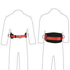 Positionnement de travail Silverline T1080 ceinture 2 points sécurité & protection chute workwear