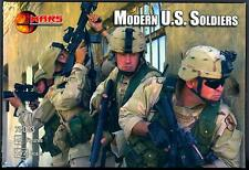 Mars Figures 1/72 MODERN U.S. SOLDIERS Figure Set