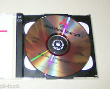 Werkstatthandbuch auf CD Mitsubishi Lancer - Modelljahr  2005!