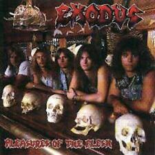 Pleasures of the Flesh [PA] [Remaster] by Exodus (CD, Feb-1999, Combat Records)