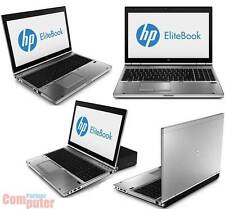 TOP! HP Notebook 15 Zoll 8570p Core i5 2,5GHz 1600x900 4GB 320GB WIN7 WEBCAM BT