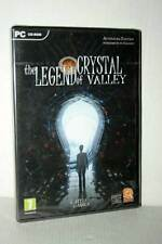 THE LEGEND OF CRYSTAL VALLEY GIOCO NUOVO PC CD ROM VERSIONE ITALIANA VBC 48669
