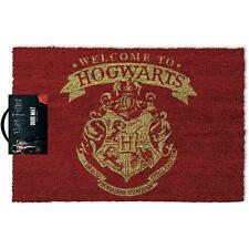 Harry Potter - Welcome To Hogwarts Fibra Di Cocco Zerbino - Nuovo & Ufficiale WB