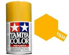 TAMIYA COLORI SPRAY 100 ml PER PLASTICA TS34 CAMEL YELLOW FOR PLASTICA