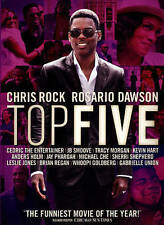 TOP FIVE (DVD) (dvd in blue ray slipcase)FREE FIRST CLASS SHIPPING !!!!!