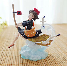 Kiki's Delivery Service 10cm PVC Action Figure Statue Anime Collection