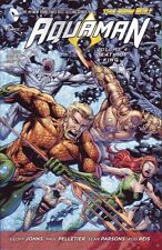Aquaman volume 4 Death of A King trade paperback DC New 52 Goeff Johns