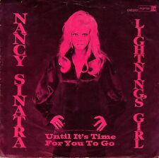 "7"" Nancy Sinatra – Until It's Time For You To Go // Germany 1967"