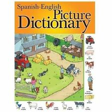 Spanish-English Picture Dictionary (English and Spanish Edition)