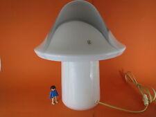 "riesige XXL Pilzlampe MUSHROOM LAMP ""PEILL&PUTZLER"" 40 cm 60er 70er GLASLAMPE !"